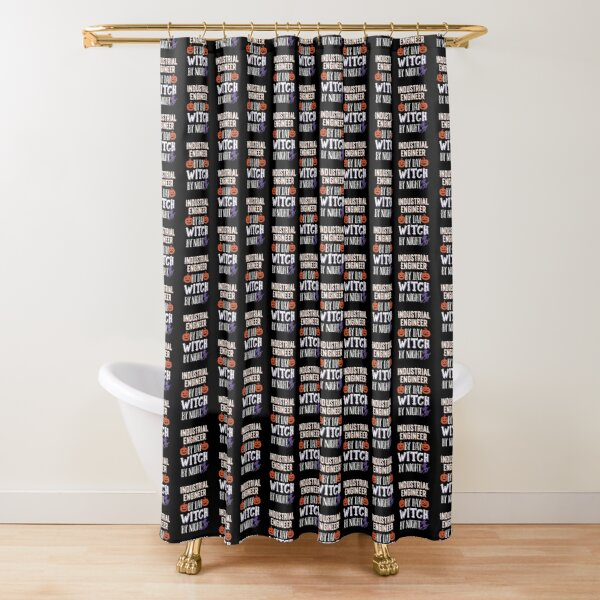 industrial shower curtains redbubble