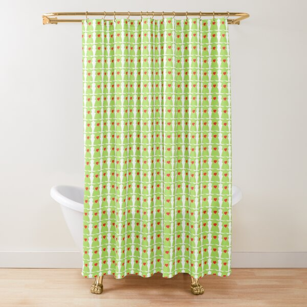 cute baby yoda shower curtains redbubble