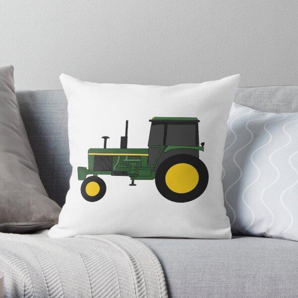 john deere tractor pillows cushions redbubble