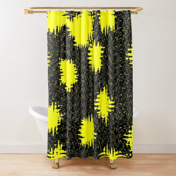 tik tok art shower curtains redbubble