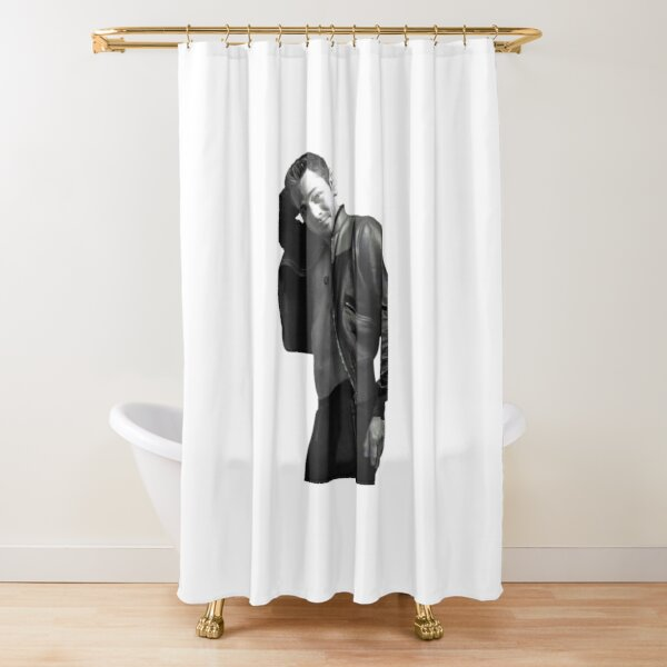 kelly severide chicago fire shower curtain by aapink redbubble