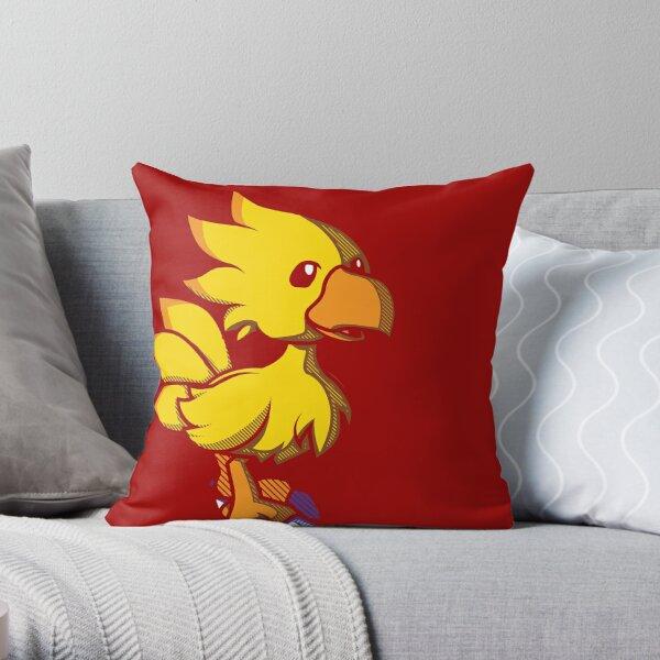 cloud strife pillows cushions redbubble