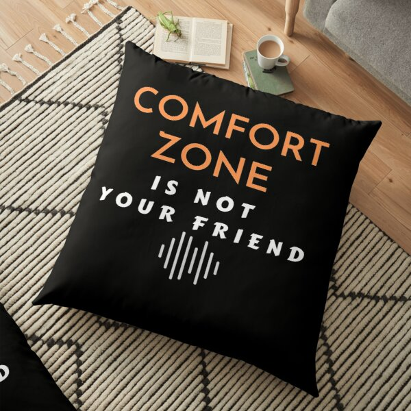 comfort zone pillows cushions redbubble