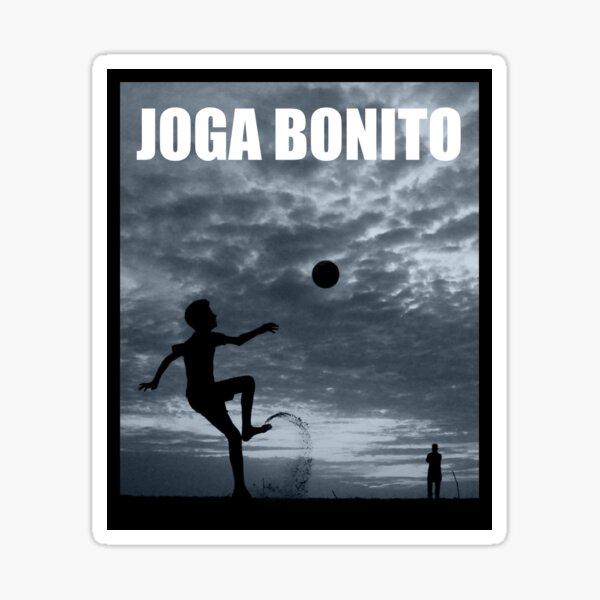 Er wurde zum hsc montpellier ausgeliehen und gewann auch dort den. Joga Bonito Stickers Redbubble