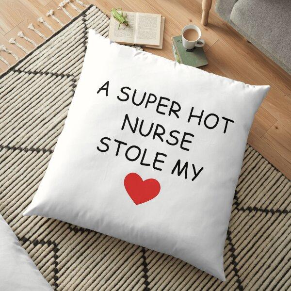 super nurse pillows cushions redbubble