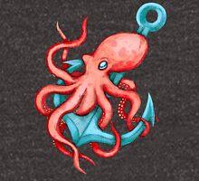 Octopus & Anchor T-Shirts & Hoodies