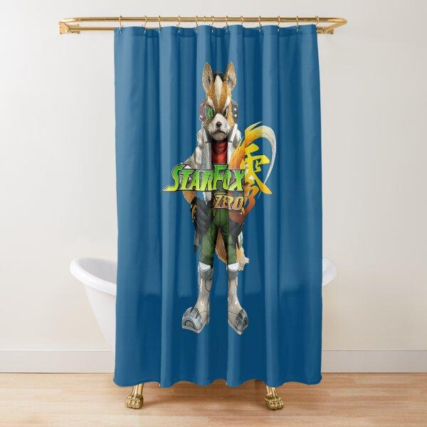 super nintendo shower curtains redbubble