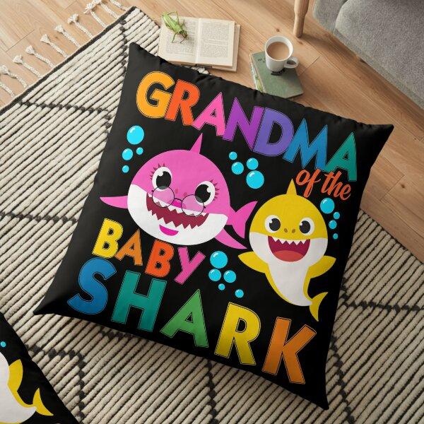 kissen kissenbezuge baby shark redbubble