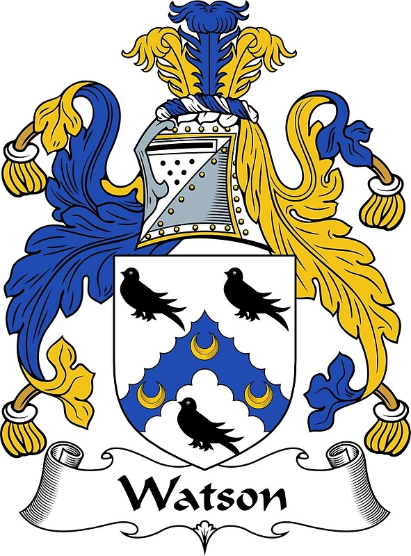 Watson Coat Arms Meaning