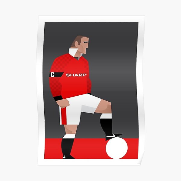 3.5m members in the publicfreakout community. Eric Cantona Posters Redbubble