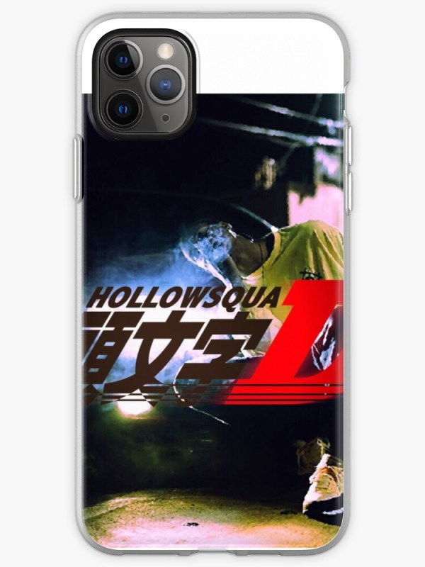 """Xavier Wulf Hollow Squad Initial D"" iPhone Case & Cover ..."