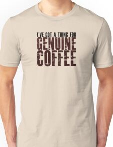 GENUINE COFFEE T-Shirt