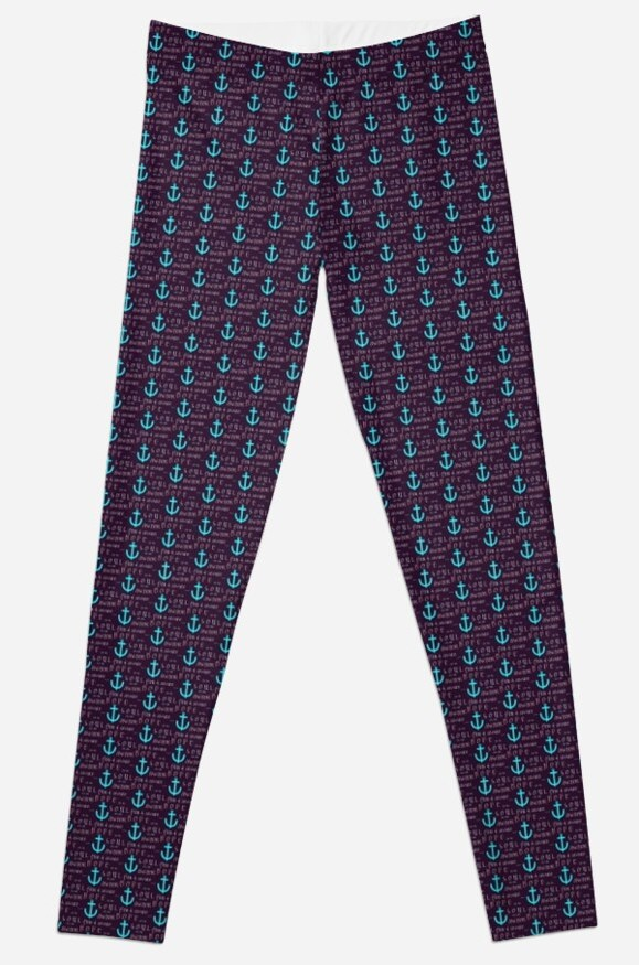 Hope for the Soul Leggings