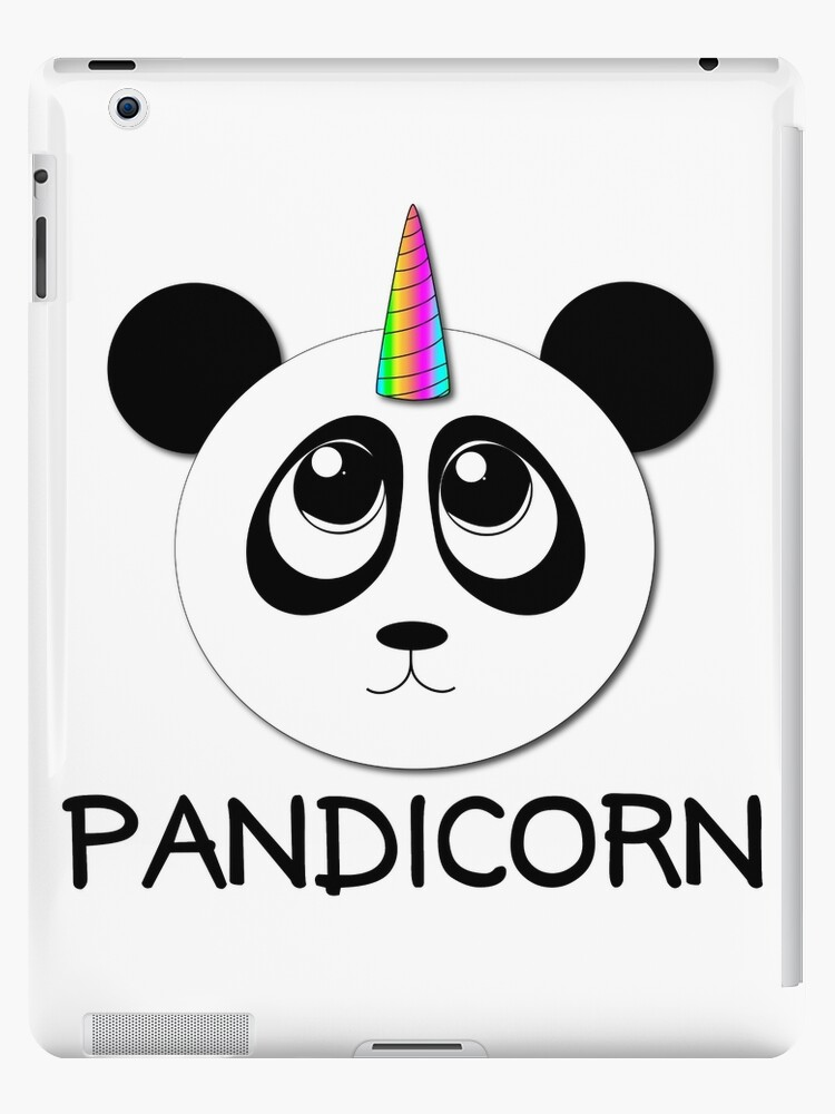 Cute Pandacorn Coloring Pages