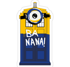 BAD MINION by karmadesigner