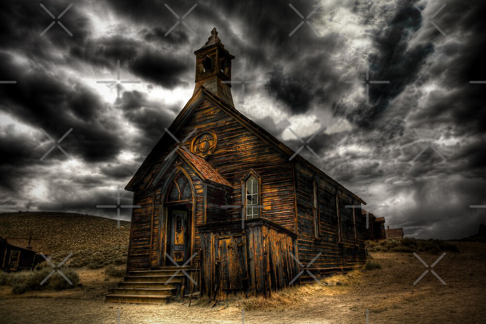 Bodie Ghost Town By Ben Pacificar Redbubble
