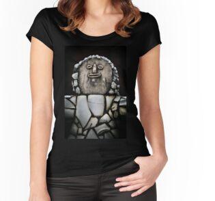 'Nek Chand Fantasy 5' Women's Relaxed Fit T-Shirt by Glen Allison
