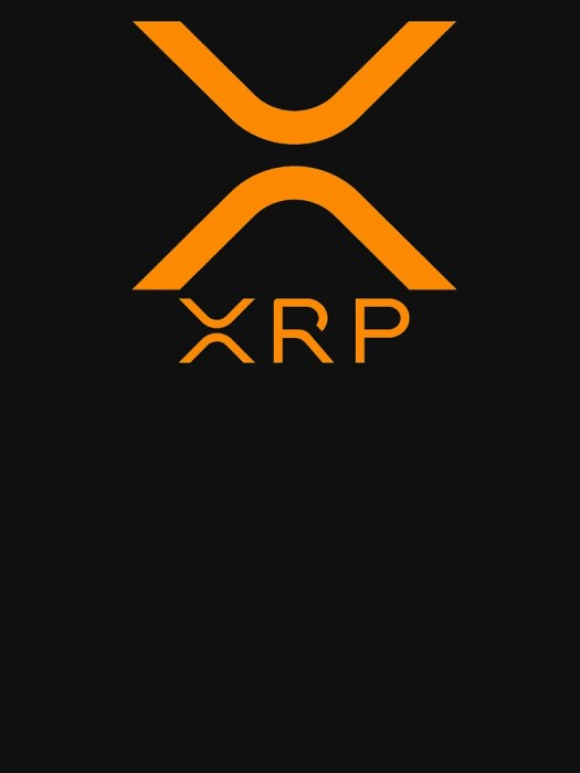"""XRP RIPPLE NEW LOGO "" T-shirt by activeyou 