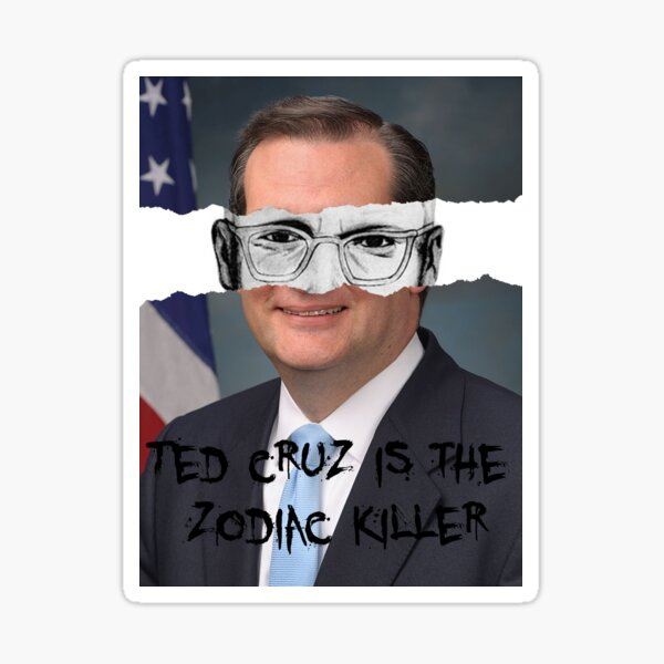 The case has been described as the most famous unsolved murder case in american history and has become a fixture of popular culture, inspiring amateur detectives to attempt to resolve it and entertainment such as films, television, novels, … Zodiac Killer Stickers | Redbubble