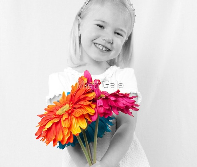 I Love Flowers By Misti Love