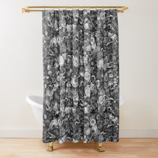 victorian gothic shower curtains redbubble