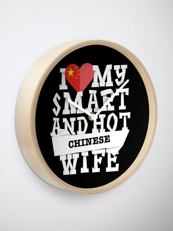 my chinese wife