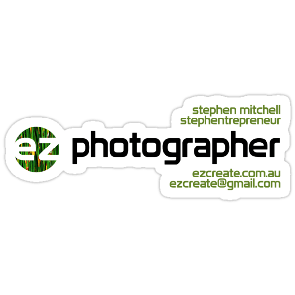 ezCREATE Photography, Stephen Mitchell
