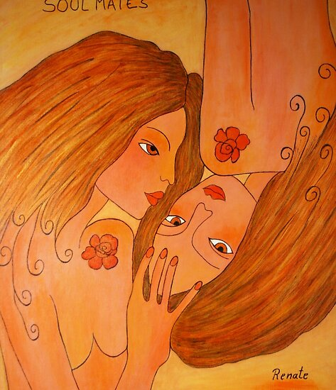 soul-mates by renate dartois