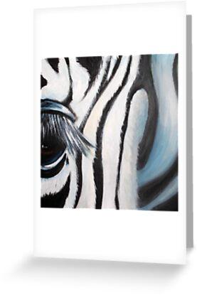 Zebra by Cherie Roe Dirksen
