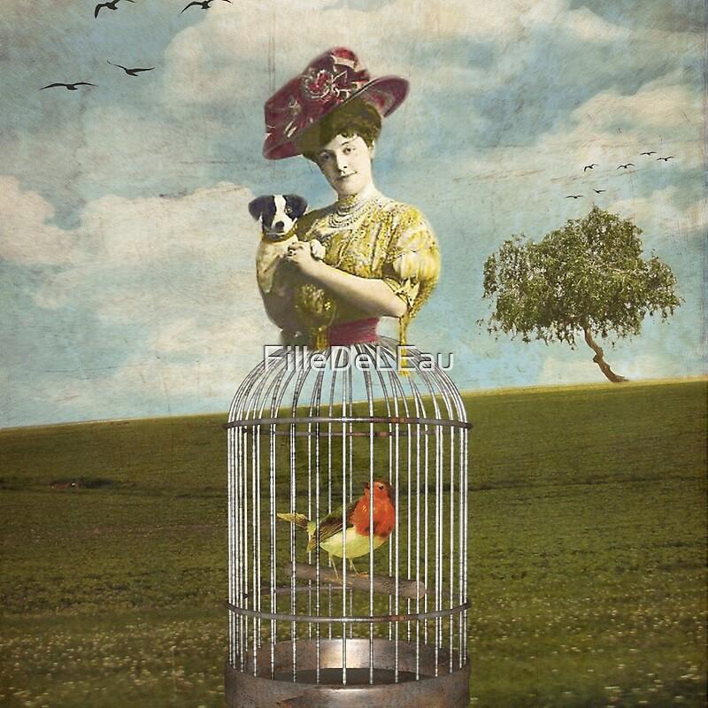 Lady Cage by © FilleDeLEau