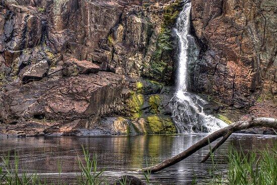 Nigretta Falls