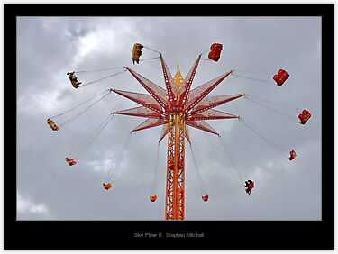 Sky Flyer 2, by Stephen Mitchell, on Redbubble
