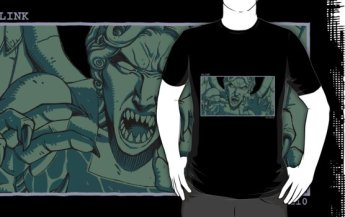 Tshirt: The Weeping Angel Part 2