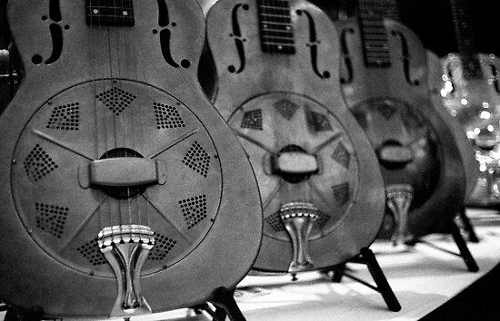 Steel guitars