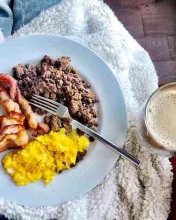 Carnivore Breakfast