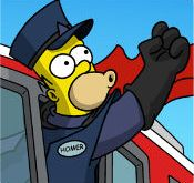 The Simpsons tapped out mod