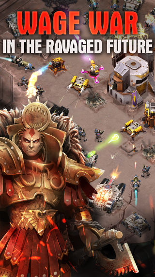 %name The Horus Heresy: Drop Assault v1.3.0 Mod APK [Free Shopping]