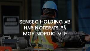 Sensec Holding AB
