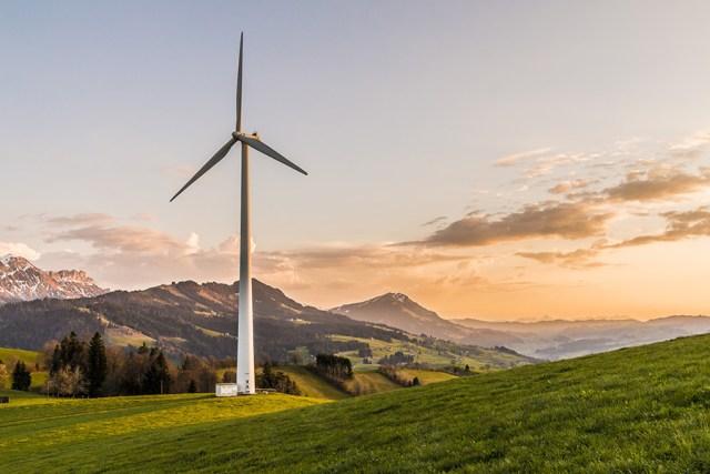 grön energi vindkraftverk nordic green energy
