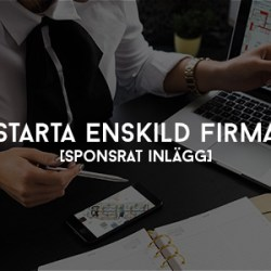 Starta Enskild Firma