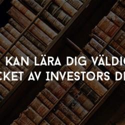 Du kan lära dig väldigt mycket från Investors Deck