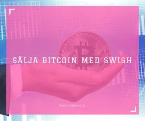 Sälja Bitcoin med Swish