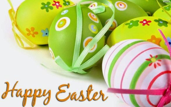 Happy Easter Wallpaper