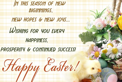 Happy Easter Messages Photos