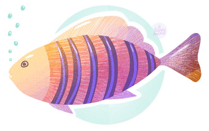 Загадки про рыбок