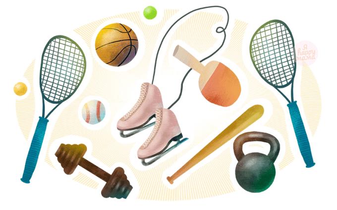 Детские загадки про спорт