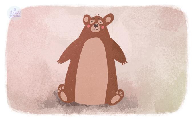 Сказка Медведко