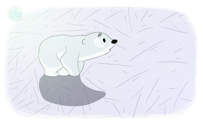 Песенка Умки из мультфильма «Умка ищет друга»