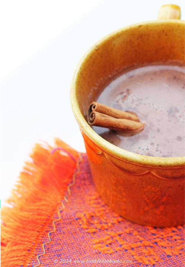 горячий шоколад4
