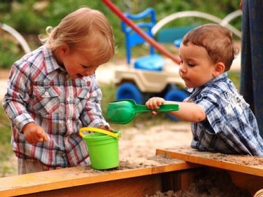Как научить ребенка постоять за себя?